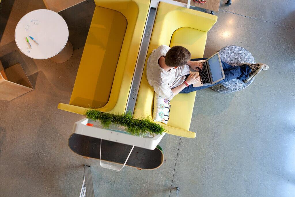 alquiler de despachos en un centro de negocios