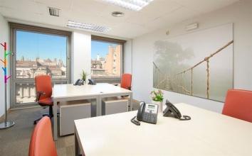 Serviced offices rental Barcelona