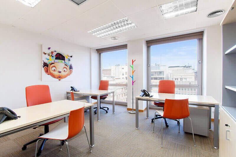 alquiler oficinas barcelona despachos econ micos en cacplus