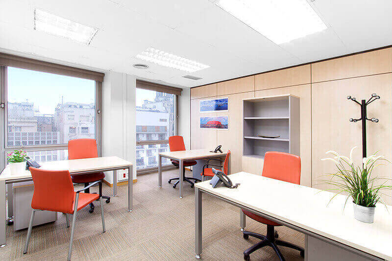 Alquiler oficinas Barcelona