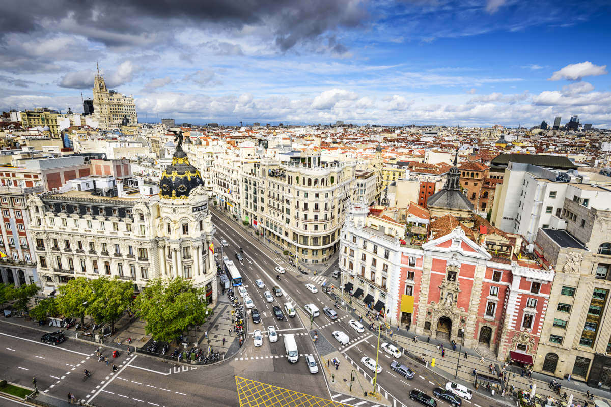 Domicilio social Madrid