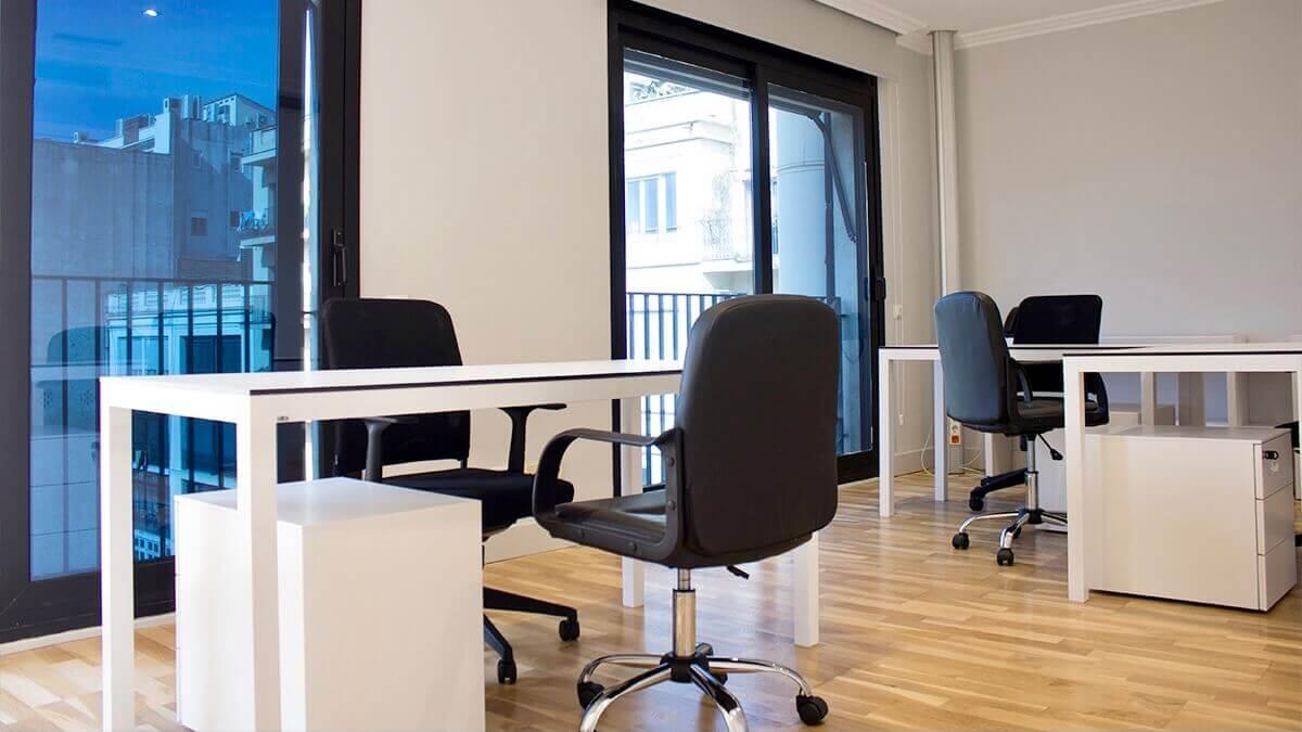 Alquiler despacho Barcelona