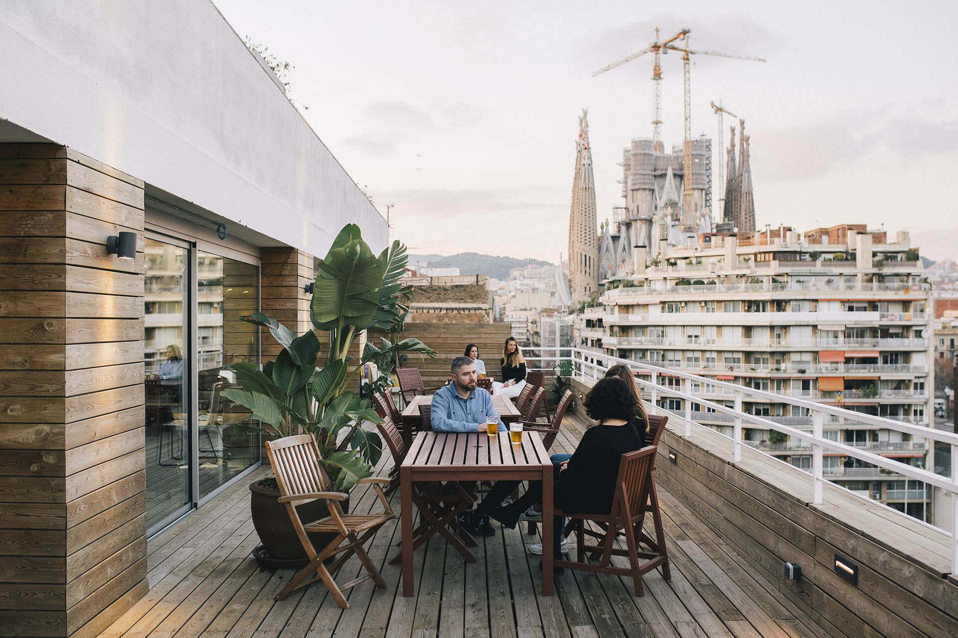 coworking barcelona sagrada familia