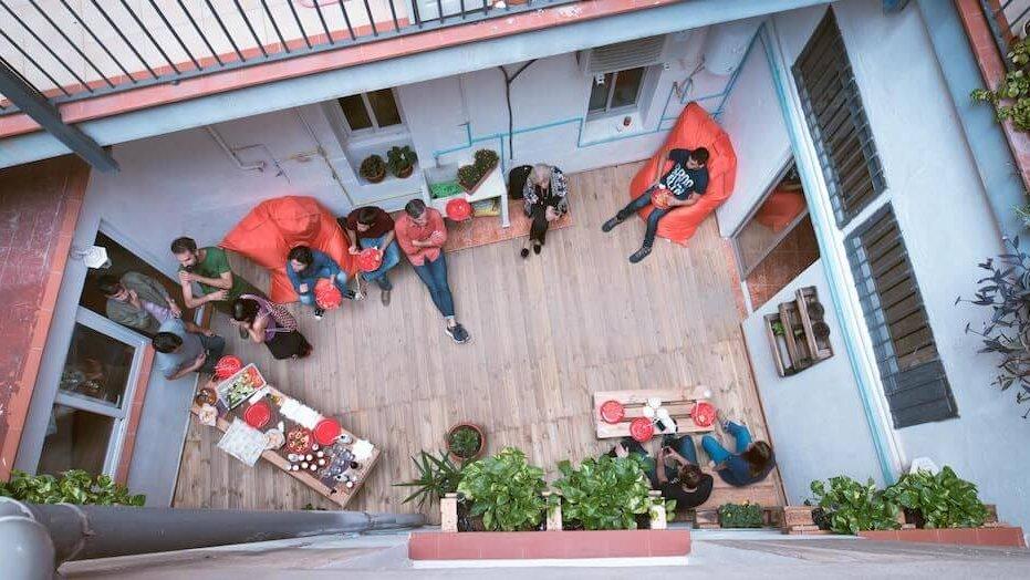 Coworking-Barcelona-Espacio-Pere-IV-Patio-Planta-1