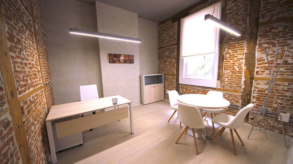 equipped office madrid