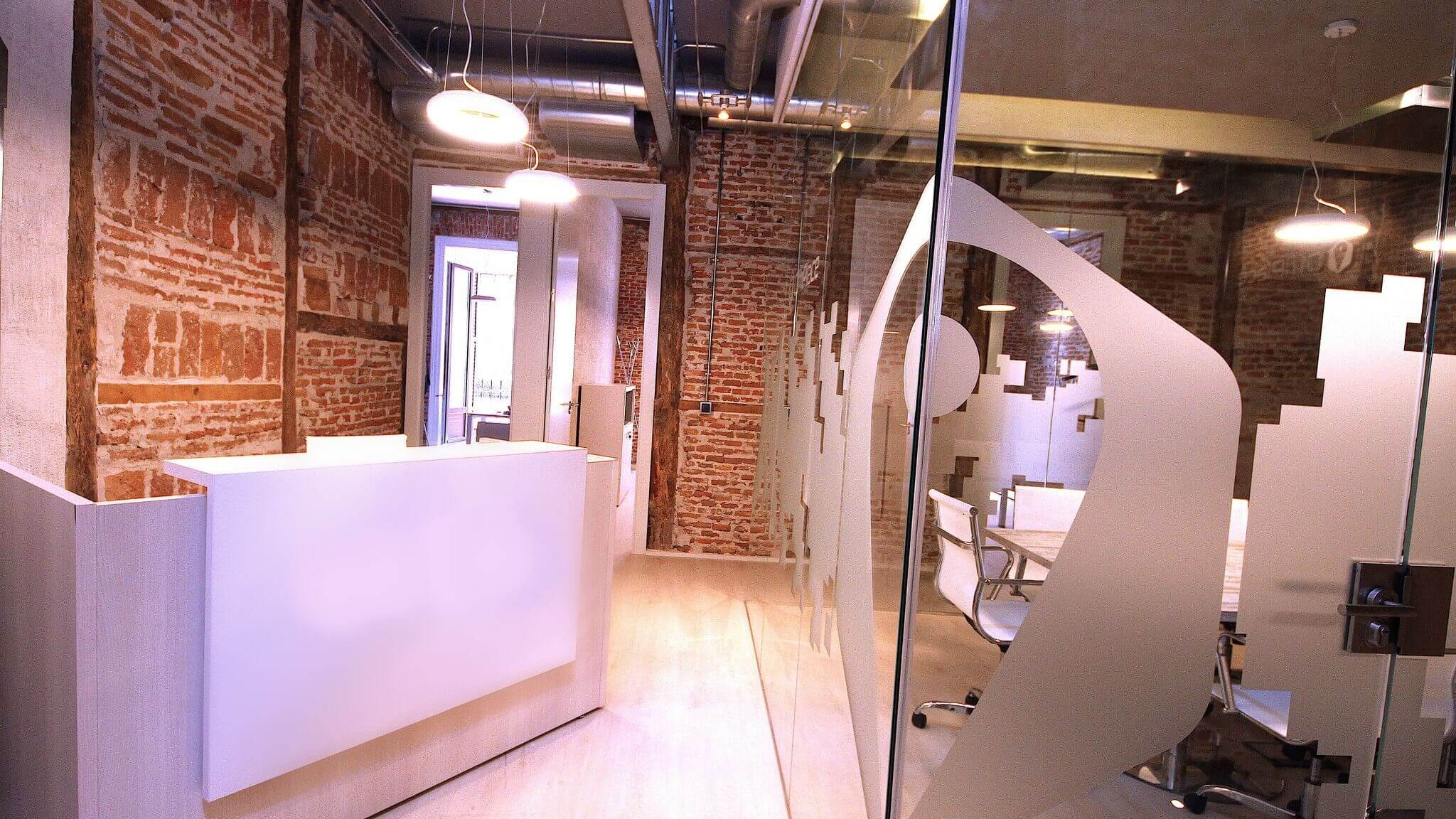 madrid business centre