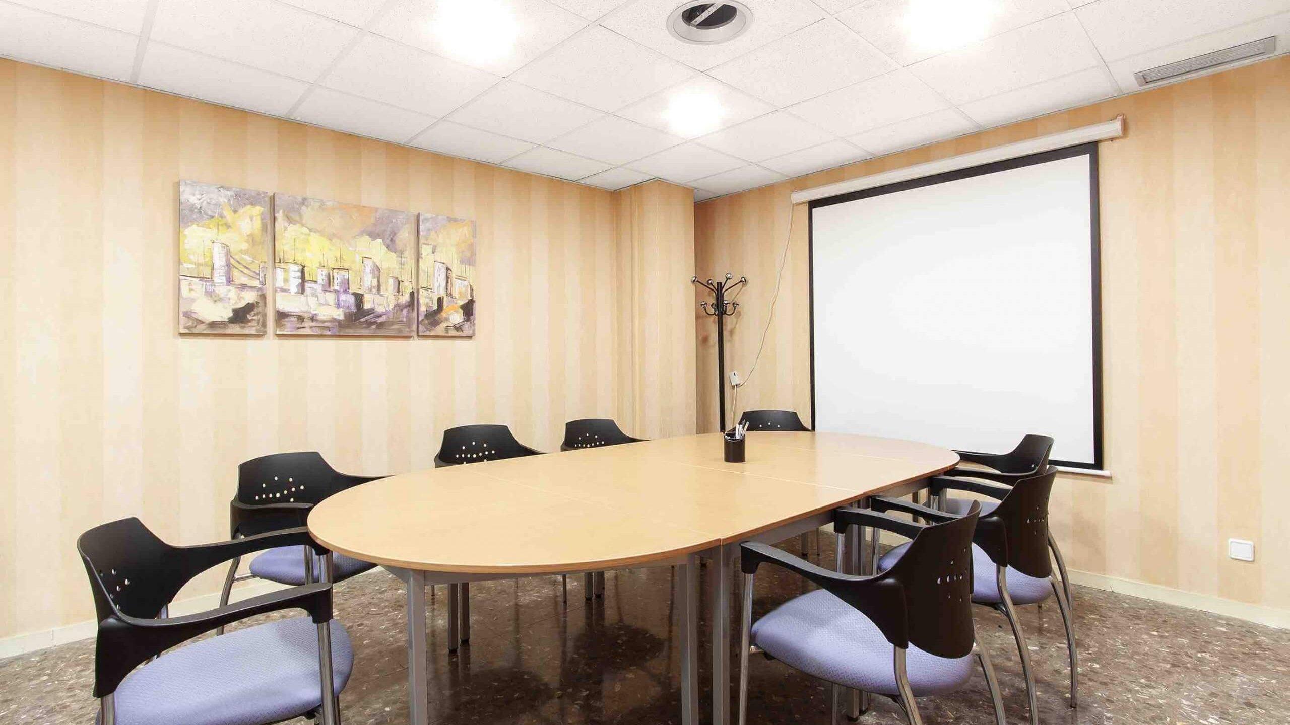 alquiler sala reuniones barcelona