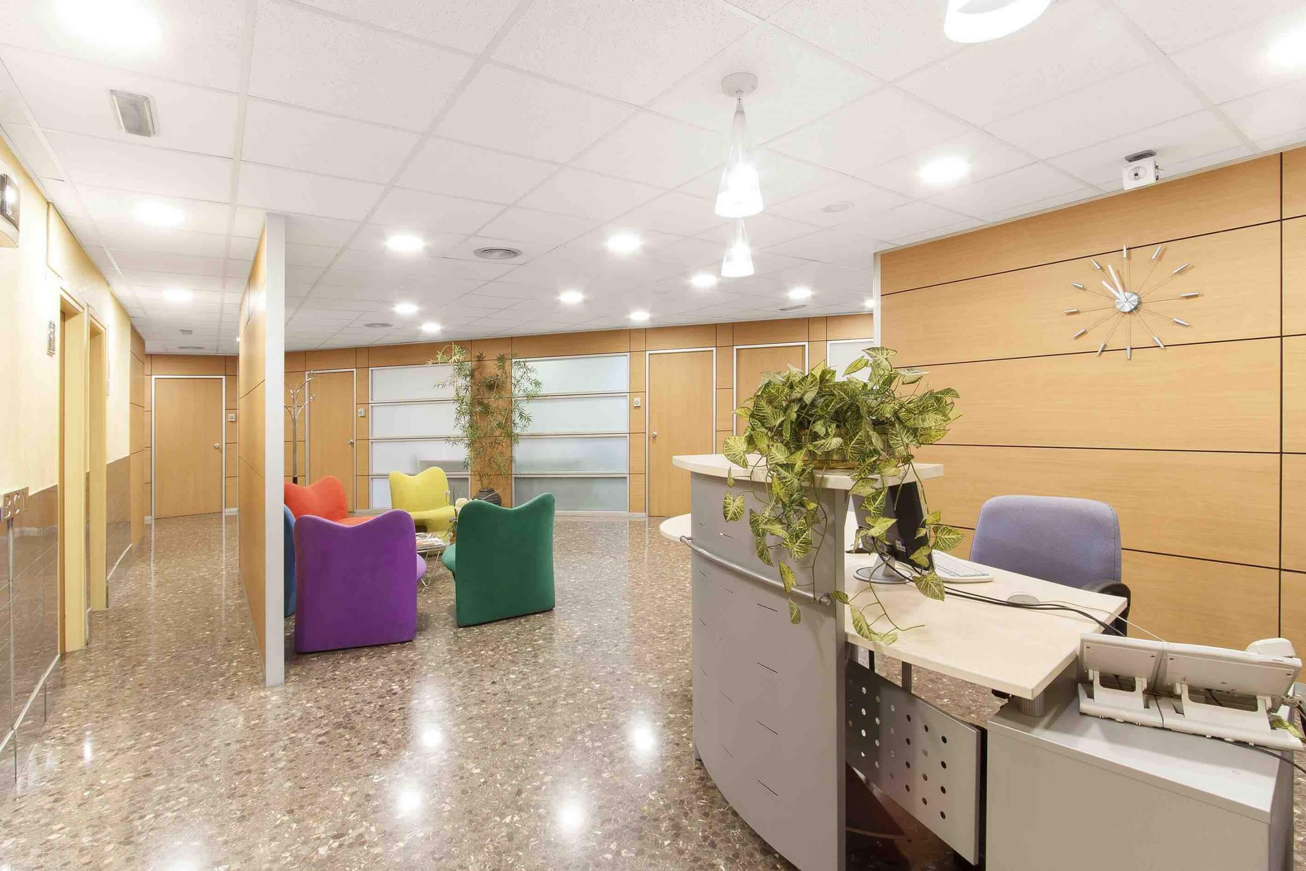 business center barcelona