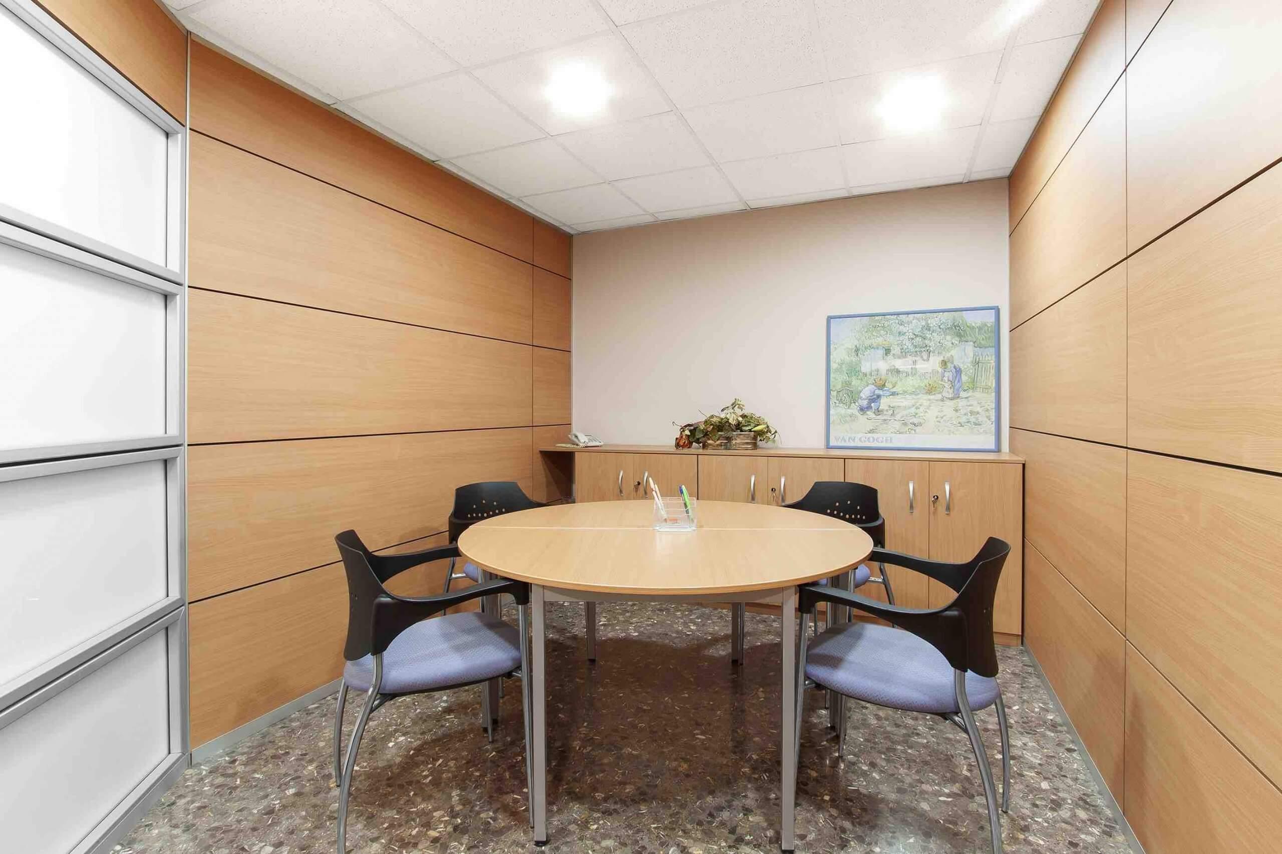 sala de reuniones economica barcelona