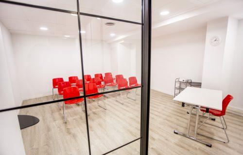 sala de reuniones madrid