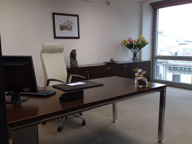 Alquiler de oficinas en barcelona despachos econ micos for Horas convenio oficinas y despachos